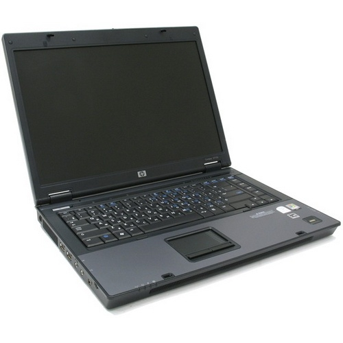 HP 6710b 15.4'' WXGA, C2D-T8100(2.1),1024Mb, 120Gb, DVD-RW, WiFi, BT, WVB (KE120EA)