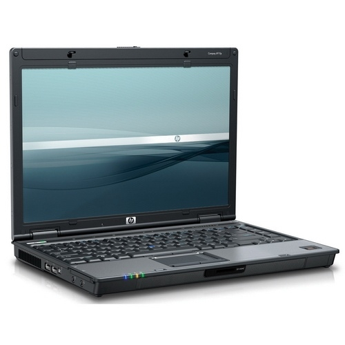 HP 6910p 14.1'' WXGA, C2D-T7300(2.0), 1024Mb, 120Gb, iX3100, DVD-RW, LAN, WiFi, BT, WXPP (GB949EA)
